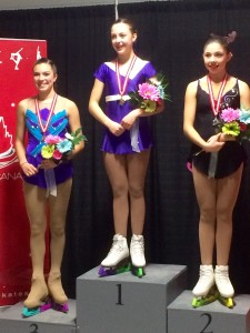 Novice Podium Sectionals 2015