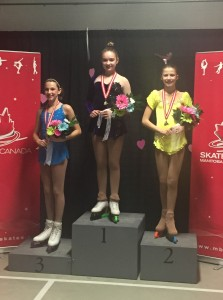 Pre-Novice Podium Sectionals 2015