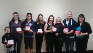 Skate Winnipeg Award Winners at 2016 AGM